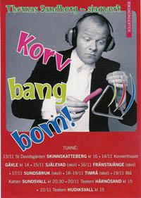 Korv Bang Bom